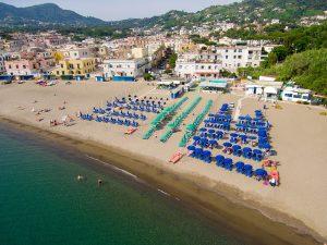 spiaggia hotel 4 stelle ischia