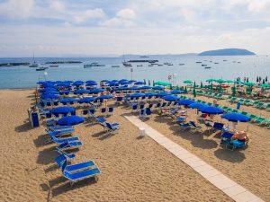 spiaggia dicohotels ischia