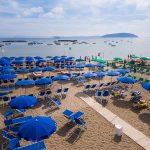 spiaggia privata dicohotel ischia