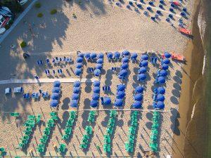 spiaggia hotel ischia