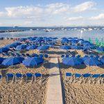 spiaggia privata hotel ischia